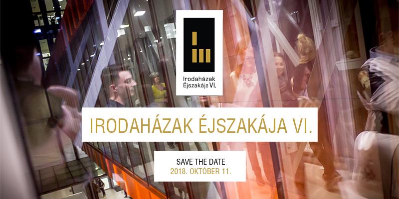 Irodaházak Éjszakája VI.: 2018. október 11.
